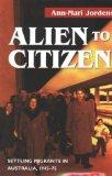 Alien to Citizen