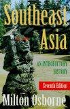 Southeast Asia An Introductory History
