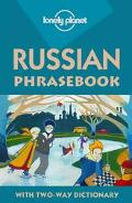 Lonely Planet Russian Phrasebook With Two-Way Dictionary
