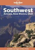 Lonely Planet Southwest Arizona, New Mexico, Utah