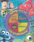Disney-Pixar Cd Storybook Finding Nemo/Monster, Inc./a Bug's Life/Toy Story