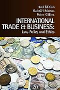 International Trade And Business Law, Policy And Ethics