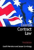 Essential Contract Law Australia