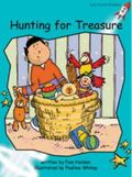 Hunting for Treasure: Level 2: Fluency (Red Rocket Readers: Fiction Set A)