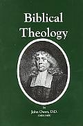Biblical Theology The History of Theology From Adam to Christ or The Nature, Origin, Develop...