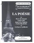 LA Poesie: Guide De Lecture : Pour LA Preparation De L'Examen De Litterature (French Edition)