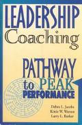 Leadership Coaching - Pathway to Peak Performance