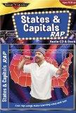 States & Capitals Rap [With Book(s)] (Rock 'n Learn)