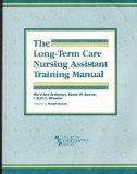 Long-Term Care Nursing Assistant Training Manual