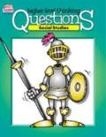 Higher Level Thinking Questions: Social Studies