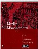 Medical Management; Book 2; Utilization Management