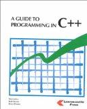 A Guide to Programming in C++