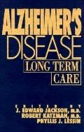 Alzheimer's Disease Long Term Care