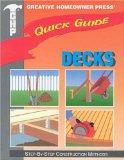 Quick Guide: Decks - Creative Homeowner Press - Paperback