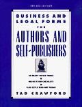 Business and Legal Forms for Authors and Self-Publishers: 20 Ready to Use Forms, Negotiation...