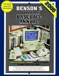 The Benson's 2000 Rotisserie Baseball Annual - Douglas Delvecchio - Paperback