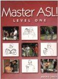 Master Asl - Level One With Dvd
