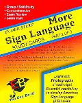Exambusters More Sign Language Study Cards