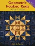 Geometric Hooked Rugs : Color and Design
