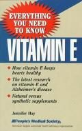 Vitamin E Everything You Need to Know