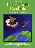 Thinking With Standards - Secondary Preparing for Tomorrow