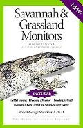 Savannah and Grassland Monitors From the Experts at Advanced Vivarium Systems