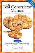Boa Constrictor Manual
