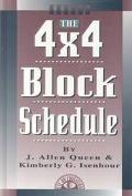 4 X 4 Block Schedule