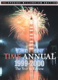 Time Year in Review: Time Annual 2001 - Time Magazine - Hardcover - SPECIAL MI