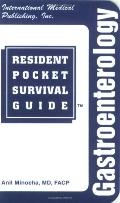 Gastroenterology Resident Pocket Survival Guide