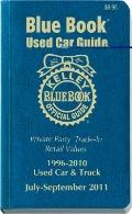 Kelley Blue Book Used Car Guide July-September 2011 : Consumer Edition