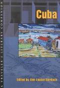Cuba A Traveler's Literary Companion