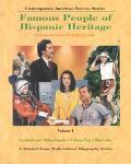 Famous People of Hispanic Heritage: Geraldo Rivera, Melissa Gonzalez, Federico Pena, Ellen O...