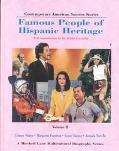Famous People of Hispanic Heritage Famous People of Hispanic Heritage  Tommy Nunez, Margarit...