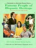 Famous People of Hispanic Heritage: Giselle Fernandez, Jon Secada, Joan Baez, Desi Arnaz, Vo...
