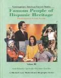 Famous People of Hispanic Heritage Famous People of Hispanic Heritage  Gisselle Fernandez, J...
