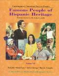 Famous People of Hispanic Heritage (Contemporary American Success Stories), Vol. 7 - Melanie...