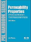 Permeability Properties of Plastics and Elastomers A Guide to Packaging and Barrier Materials
