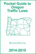 Pocket Guide to Oregon Traffic Laws
