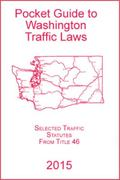 Pocket Guide to Washington Traffic Laws