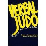 Verval Judo Redirecting Behavior With Words