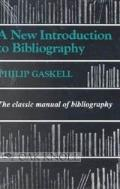 New Introduction to Bibliography