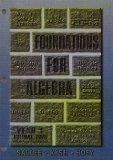 Foundations for Algebra Year 1 Volume 2
