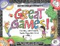 Great Games Old and New, Indoor, Outdoor, Ball, Board, Card & Word