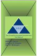 Group Environment Questionnaire Test Manual