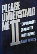 Please Understand Me II Temperament Character Intelligence