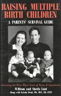 Raising Multiple Birth Children A Parents' Survival Guide