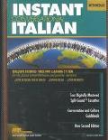 Instant Conversational Italian Intermediate