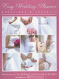 Easy Wedding Planner, Organizer & Keepsake