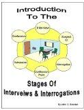 Introduction To The Stages Of Interviews & Interrogations